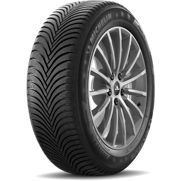 Шины  Michelin Alpin 5