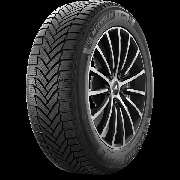 Шины Michelin Alpin 6